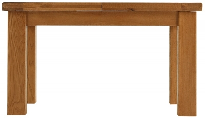 Chichester Rustic Dining Table - 1.1m Butterfly Extending