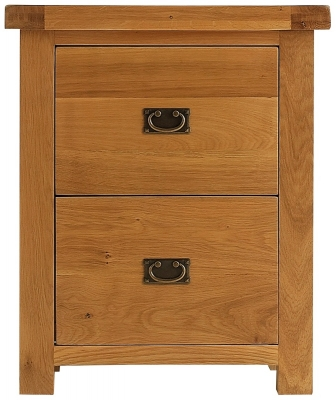 Chichester Rustic Filing Cabinet