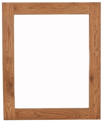 Chichester Rustic Wall Mirror - Large