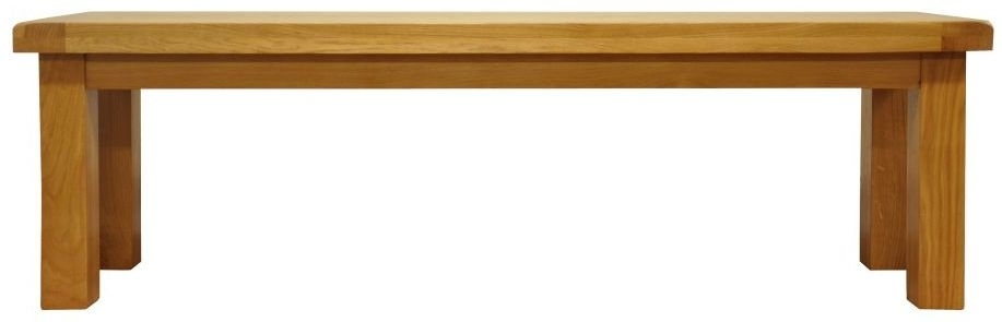 Chichester Rustic Dining Bench - Large