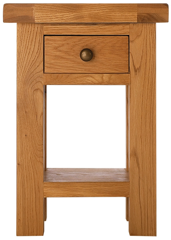 Chichester Rustic Side Table