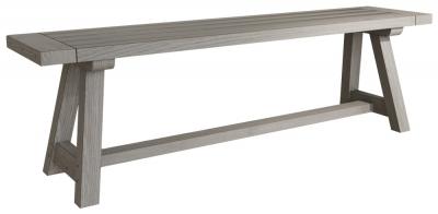 Coniston Grey Oak 160cm Dining Bench