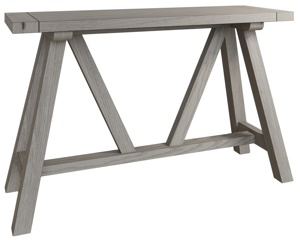 Coniston Grey Oak Console Table