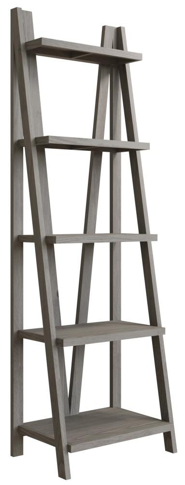 Coniston Grey Oak Tall Bookcase