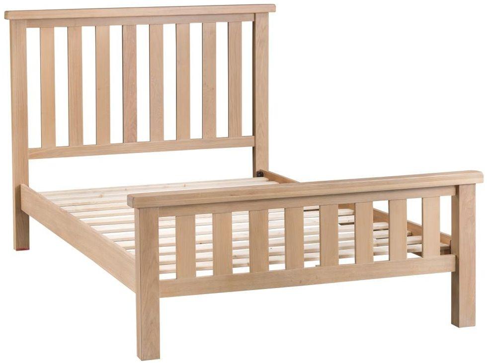 Henley Oak Bed