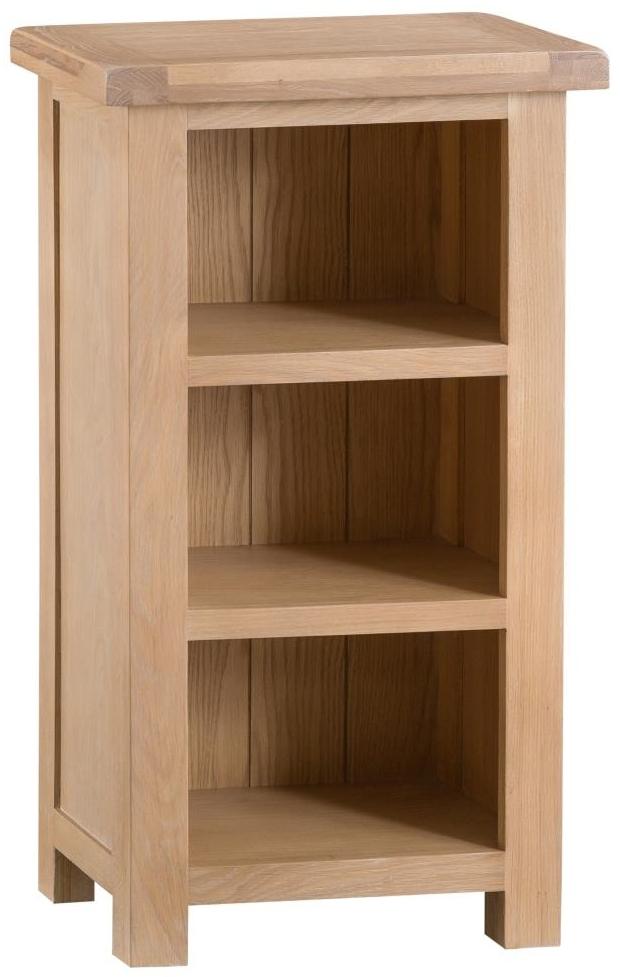 Henley Oak Small Bookcase