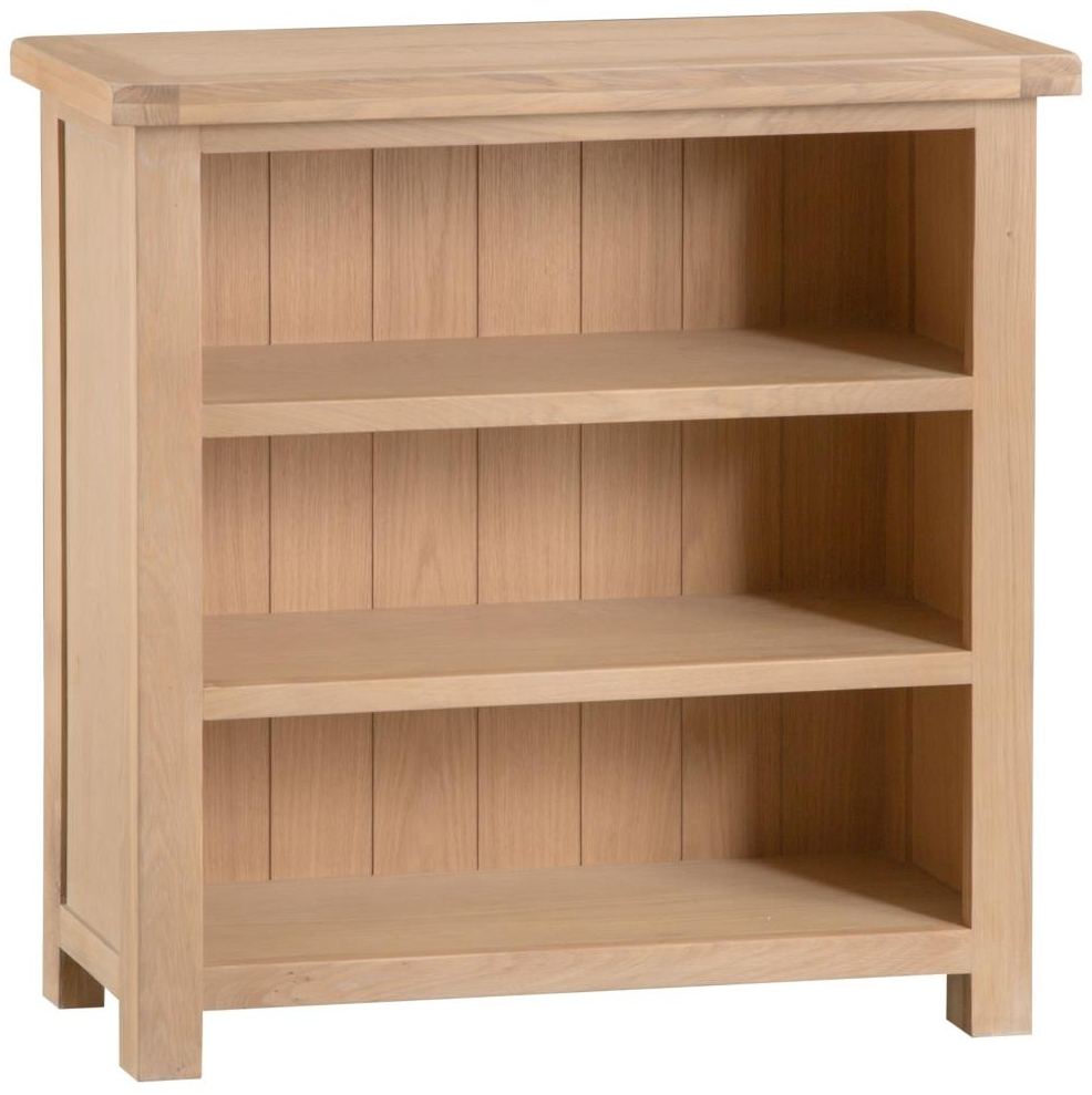 Henley Oak Bookcase
