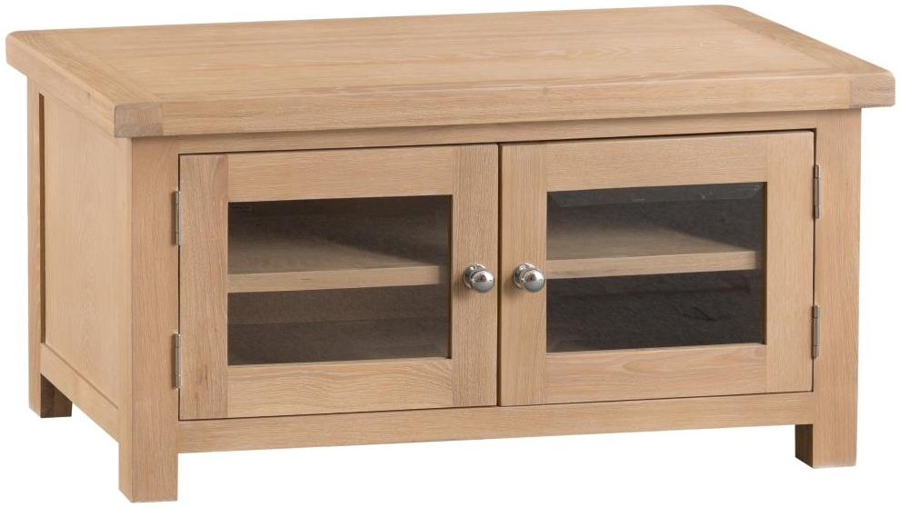 Henley Oak Standard TV Unit