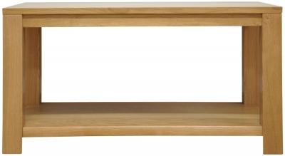 Newton Oak Coffee Table - Small