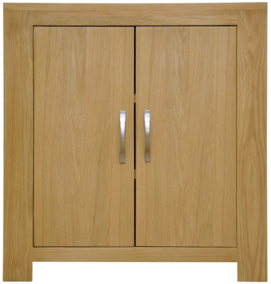 Newton Oak Cupboard - Large