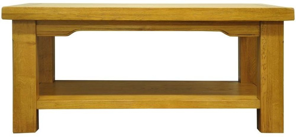 Tewksbury Oak Small Coffee Table