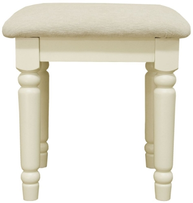 Toulouse Painted Pine Dressing Stool
