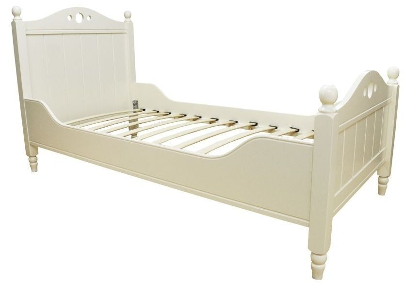 Toulouse Painted Pine 3ft Kids Bed