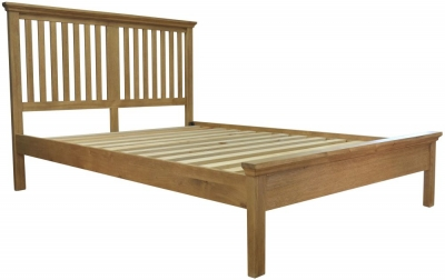 Weardale Oak Bed