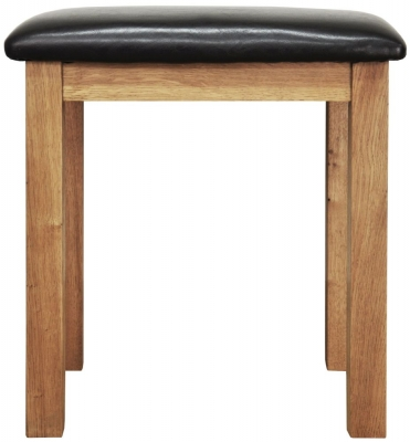 Weardale Oak Stool