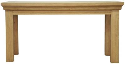 Weardale Oak Coffee Table - Small