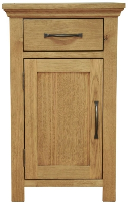 Weardale Oak Cupboard - Small
