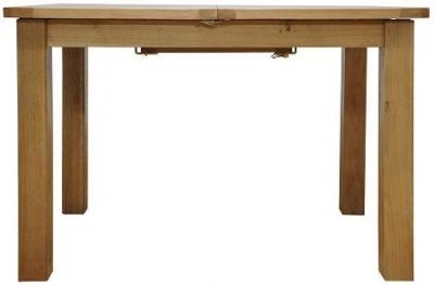 Weardale Oak Dining Table - 1.15m Butterfly