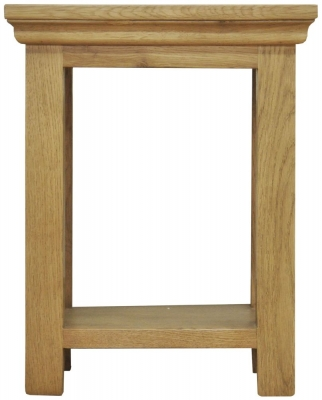 Weardale Oak Side Table