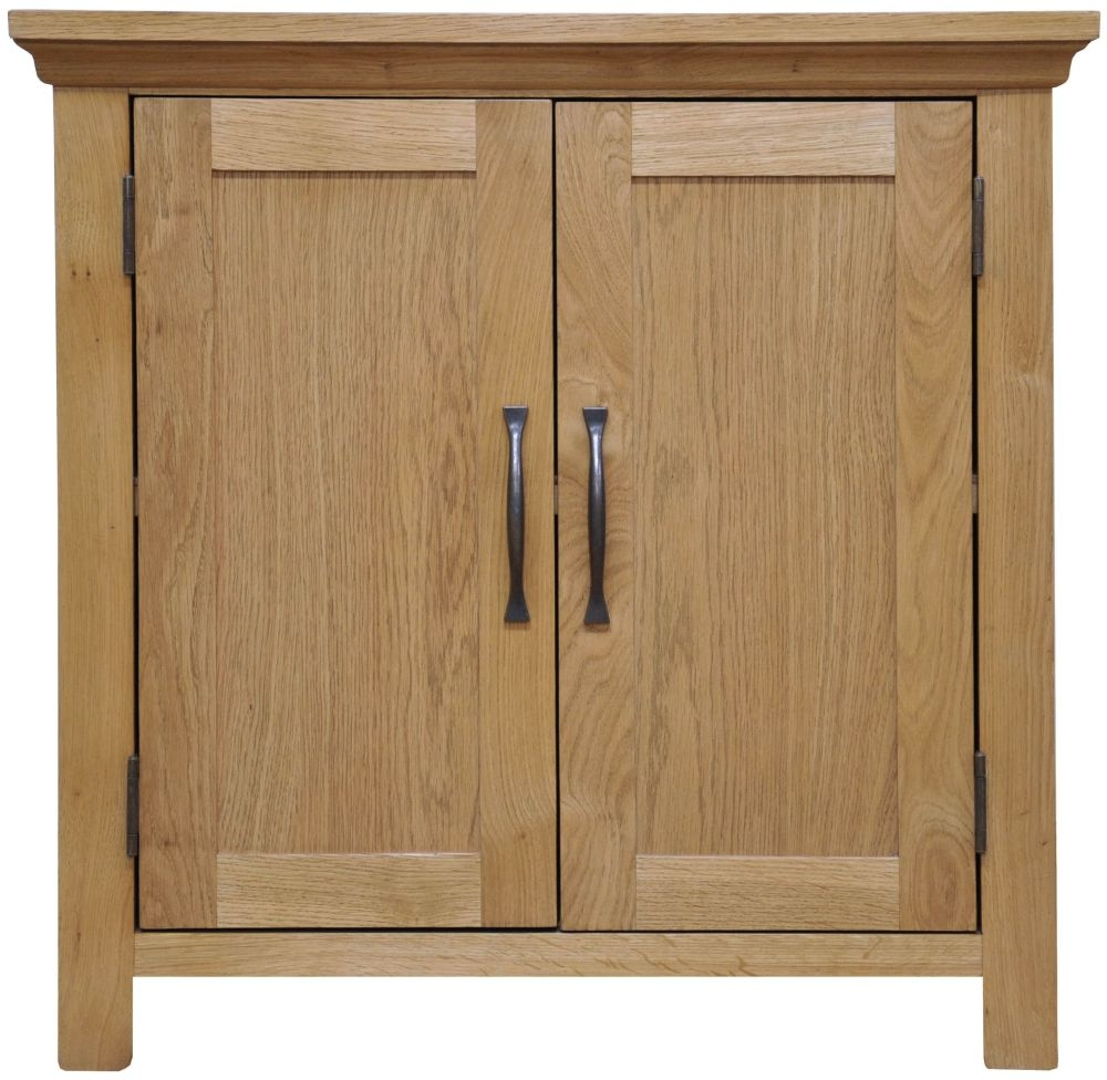 Weardale Oak Cupboard - Large