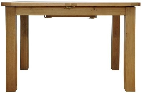 Weardale Oak Dining Table - 1.15m Butterfly