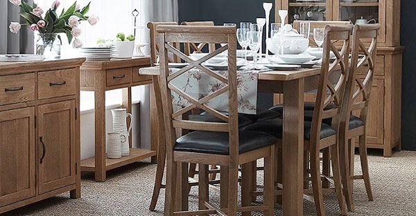 Weardale Oak Dining