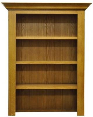 Wilton Oak Bookcase Top - Small