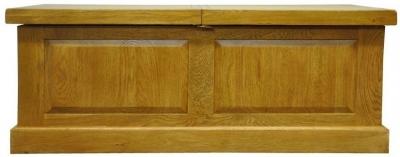 Wilton Oak Box Coffee Table