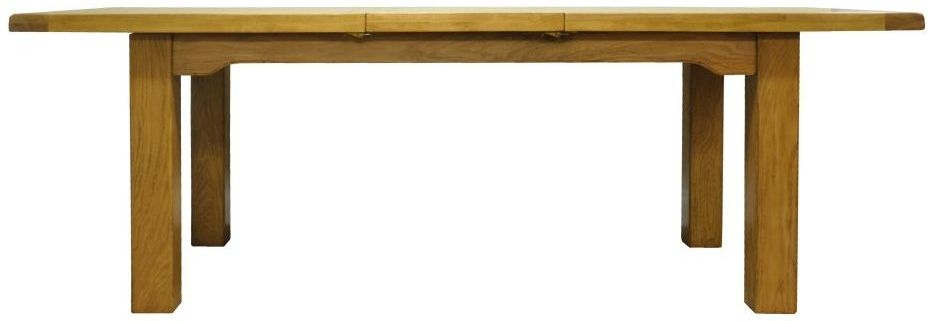 Wilton Oak Dining Table - 1.8m Butterfly Extending