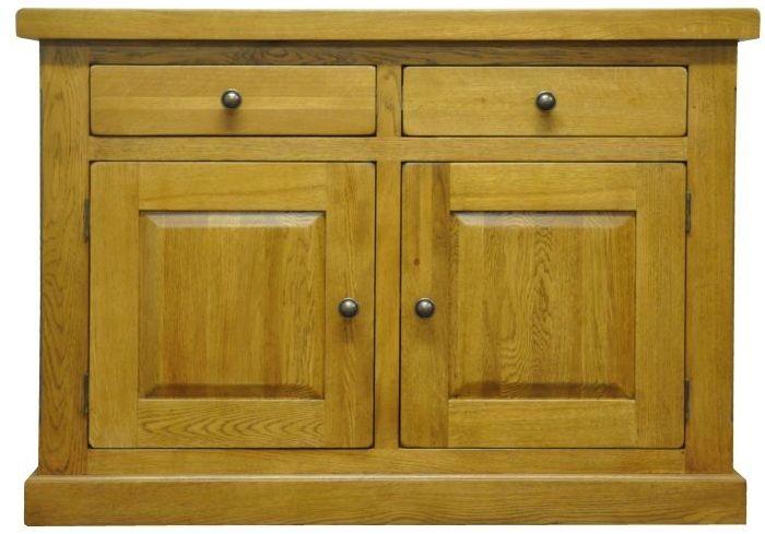 Wilton Oak Sideboard - 2 Door