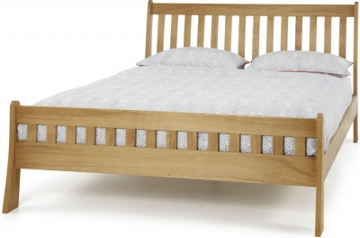 Serene Colchester Oak Bed
