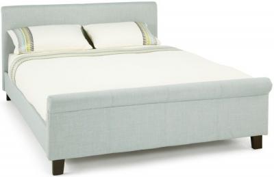 Serene Hazel Ice Fabric Bed