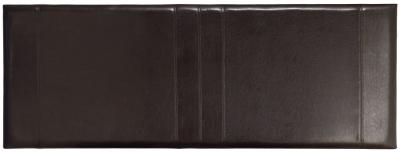 Serene Carmela Brown Faux Leather 4ft Headboard