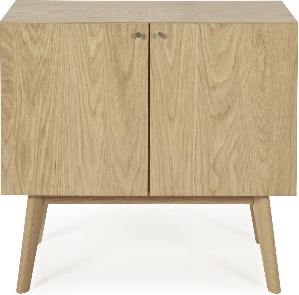 Serene Finchley Oak Small Sideboard