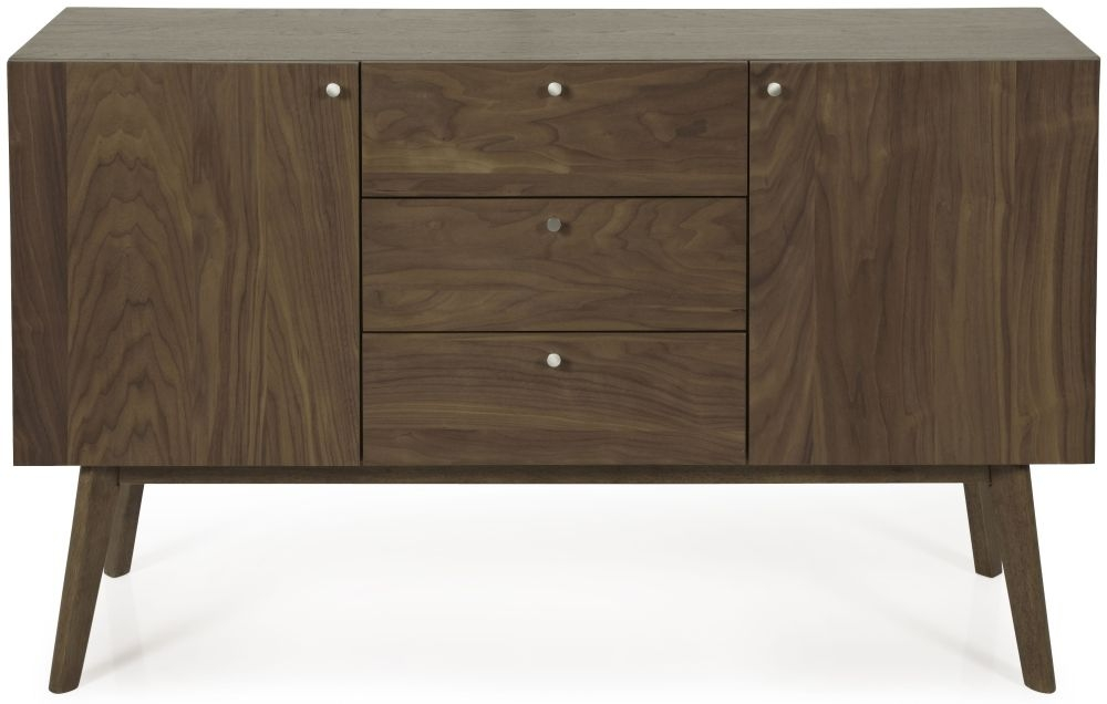 Serene Finchley Walnut Large Sideboard