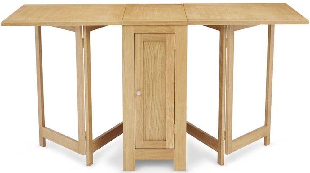 Hounslow Oak Multi Function Folding Dining Table