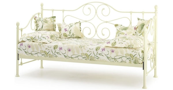 Serene Metal Day Beds