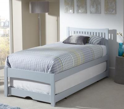 Mya Hevea Grey Guest Bed