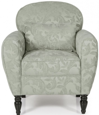 Serene Arden Sage Fabric Chair