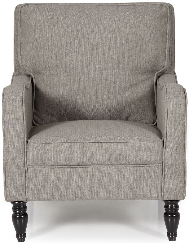 Serene Dundee Mocha Fabric Chair