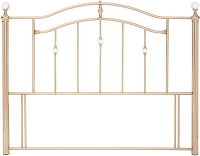 Ashley Precious Rose Gold Metal Headboard