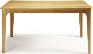 Serene Wandsworth Oak Dining Table - Fixed Top