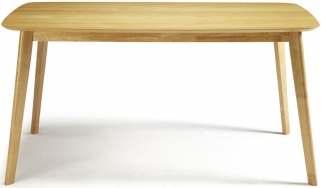 Serene Westminister Oak Large Dining Table