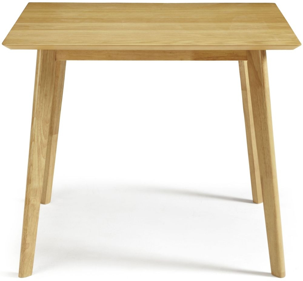 Serene Westminister Oak Square Dining Table