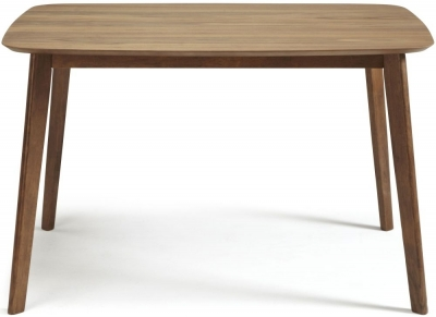 Serene Westminister Walnut Dining Table