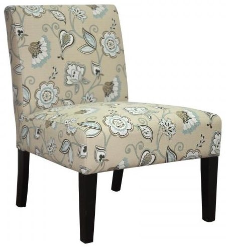 Shankar Morris Deco Fabric Chair - Duck Egg Blue