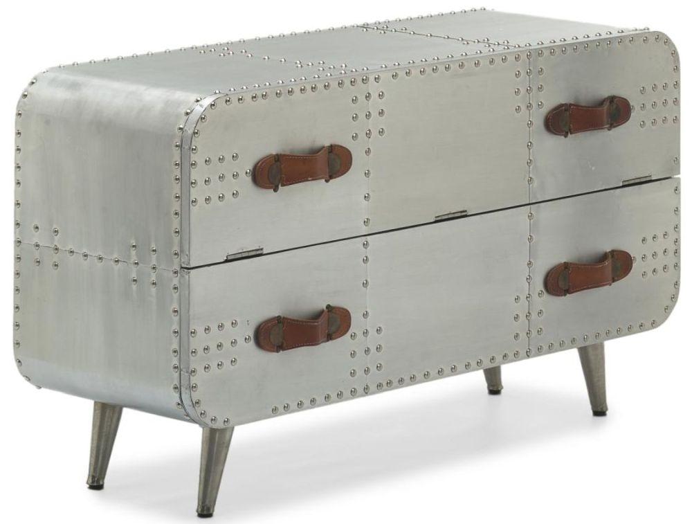 Shankar Aviator 2 Drawer Chest