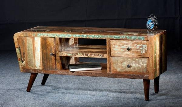 Shankar Babylon Reclaimed TV Cabinet