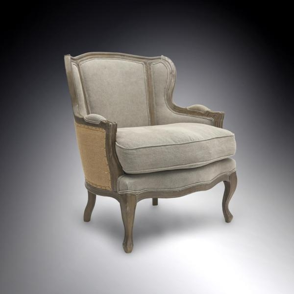 Shankar Regal Armchair - Natural