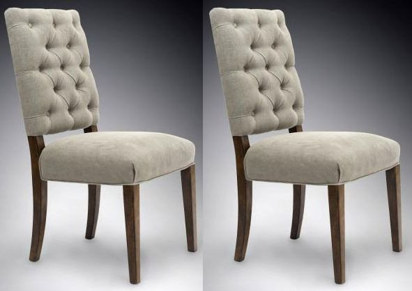 Shankar Portland Dining Chair - Natural (Pair)